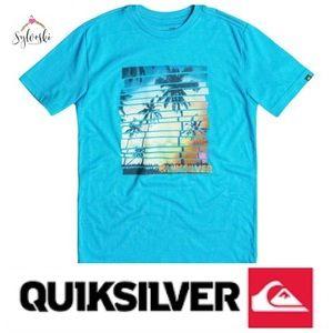 🆕 QuikSilver Lend Flare' Graphic T-Shirt